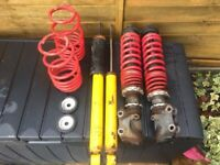 Lupo/Arosa Coilovers