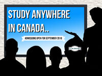 Study anywhere in Canada...647-699-8198