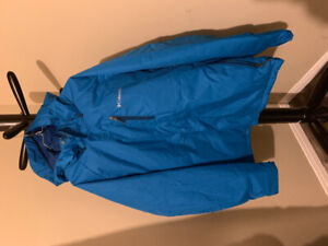 XXL Men's Columbia winter jackets