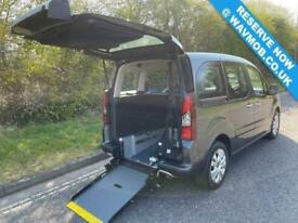 image for 2014 Citroen Berlingo Multispace 5 Seat Wheelchair Accessble Disabled Access Ram
