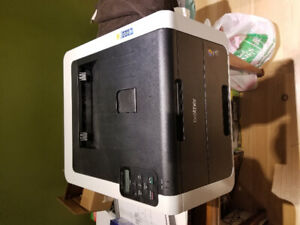 Brother colour laser printer