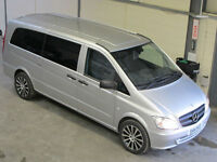 Mercedes-Benz VITO TRAVELINER LWB 113CDI, BLUE EFFICIENCY, 9 SEATER *NOW S0LD*