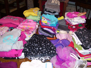 Girls Namebrand Size 6 and some 5 Size Clothing