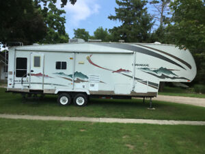 5th wheel RV for sale