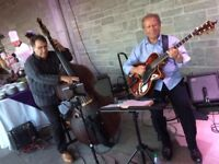 Events and Parties - LIVE jazz and pop duo/trio
