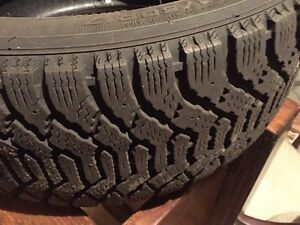 Winter tires 17inc 225/50r17