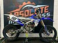 YAMAHA YZF450 2017 YZF 450 - PRO CIRCUIT EXHAUS - FINANCE & DELIVERY AVAILABLE