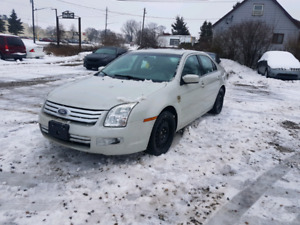 2008 Ford Fusion certified and loaded