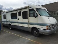 1993 30ft Pinnacle By Thor Class A Motorhome
