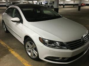 VW CC Warranty till 2021 + Winter Alloys + Low Mileage