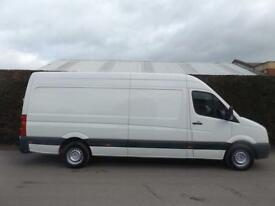 2011 Volkswagen Crafter CR35 2.5 LWB HIGH ROOF Euro 5