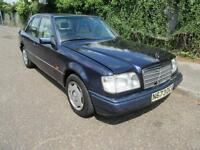 1995 MERCEDES BENZ E200 2.0 E200 AUTOMATIC PETROL 4 DOOR SALOON