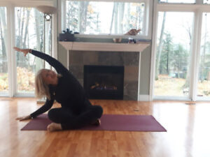 Gentle Yoga Class On West Mountain Hamilton