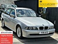 2001 BMW 5 Series 2.5 525d SE Touring 5dr Estate Diesel Automatic