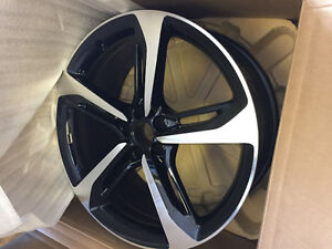 Audi RS7 mags and tires brand new in box