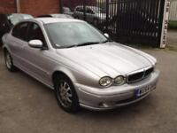 2004 Jaguar X-Type 2.1 Classic 4dr