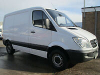 2012 Mercedes-Benz Sprinter 313CDI SWB LOW ROOF. 130BHP. BIG PAY-LOAD.PX WELCOME