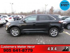 2017 Ford Edge SEL  AWD NAV ROOF LEATH CAM PARK-SENS 2X-P/SEATS