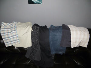EUC Ladies Size 14 Skirts/Skorts/Capris