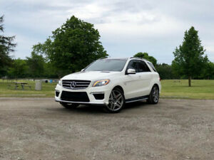 2013 Mercedes ML63 AMG Fully Loaded Warranty