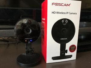 Foscam HD wireless IP Camera brand new condition