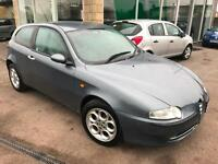 2003 Alfa Romeo 147 1.9JTD Lusso-12 Service - Cam belt - 3 FKeepers - 6 Speed