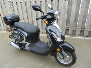 2011 Benzhou scooter