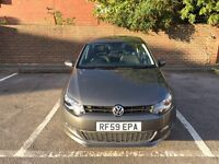 VW POLO 1.4 5DR SERVICE HISTORY ONLY 32000 MILEAGE