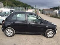 Nissan Micra 1.2 for breaking