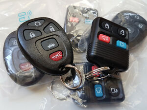 Car Key FOB Remote Programming Available for Cheap