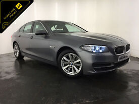 2014 64 BMW 520D SE AUTO DIESEL 1 OWNER FROM NEW SERVICE HISTORY FINANCE PX