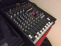Mackie ProFx8v2 USB 8 Channel Mixer For Studio / DJ / Singer / Karaoke