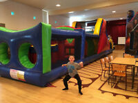 Industrial Sized Inflatables for Rent