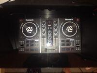 DJ Controller, Laptop , Speakers , Printer