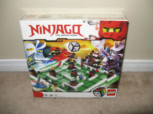 Lego Ninjago 3856 The Board Game NEW