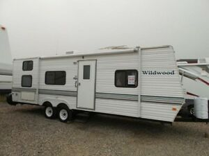 2001 Forest River WILDWOOD 27BH