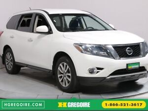 2014 Nissan Pathfinder S GROUP ELECT A/C MAG BLUETOOTH
