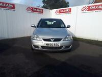 2005 55 VAUXHALL CORSA 1.4i 16V AUTOMATIC DESIGN 5 DOOR,LOW MILEAGE,12 MONTHSMOT