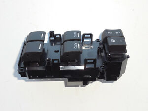 HONDA PILOT 2009-2011 WINDOW MASTER SWITCH 35750SZAA11