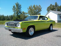 Plymouth Duster 360 1973