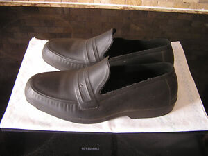 Men's Totes Galoshes Over Shoes Protection S/M Like New