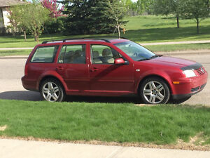 2004 Volkswagen Jetta GLS Wagon