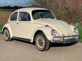 1966/D Volkswagen Beetle 1.5 Deluxe