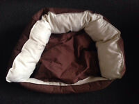 Small dog bed new