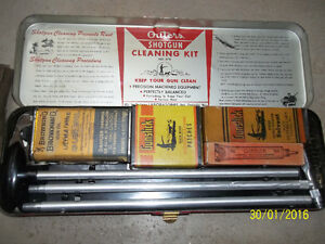 Vintage Outers Shotgun Cleaning Kit No. 478 Rod,Brushes and Case Kitchener / Waterloo Kitchener Area image 5
