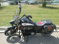 """2012 Victory Highball 106"""" - Loaded w/ extras & only 6700 km!!"""