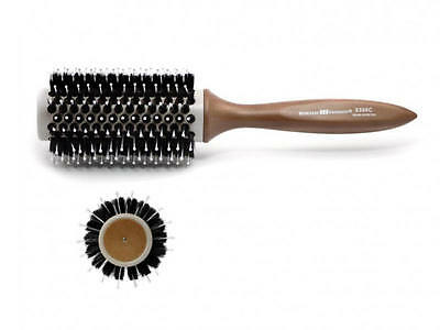 CERAMIC BOAR BRISTLES Round Hair Brush (Germany)