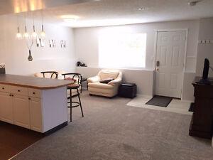 Spacious 1-Bedroom Basement Suite