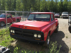 69 GM Trade For Sled