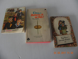 Cub Scout Handbook/Tiny Tim/Believe it or Not